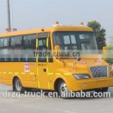 Dongfeng pupil student school bus 24-33 seats equiped with speed limitation device