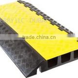 CABLE PROTECTOR RAMP(can be jointed to each other and fixed on the road with screw and anchor)3 channel