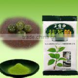 Sweet matcha green tea candy made made with high quality traditional Japanese matcha powder and sugar by products