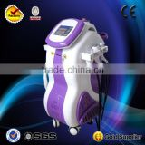 Non Surgical Ultrasonic Liposuction Salon Top 7s Slimming Machines Power Shape With Cavitation RF Body Slimming