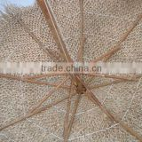 Vietnam thatch umbrella dia2.5m CHEAP !!!!! (candy@gianguyencraft.com) - MS CANDY