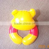 inflatable arm ring, inflatable armhands, inflatable bear armhand, swimming arm ring, PVC arm ring