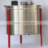 exporting 24 frames honey extractor honey processing machine electric motor honey extractor with 550W