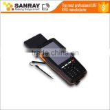 Android OS Rugged Cheap Price Handheld Mobile Phone UHF RFID Reader For Inventory Management