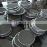 Hot sales!best price stainless steel wire mesh filter disc (factory direct sale)