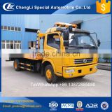 Bottom price recovery break down car carrier pick up platform tow truck