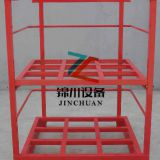 OEM Pallet Stacking Frame Metal Heavy Duty Logistic Equipments