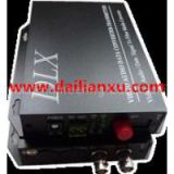 2channels BNC to fiber converter digital video audio data fiber optical transmitter and receiver