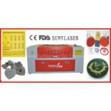 Laser Machinery Rubber Engraver