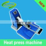 3D sublimation machine flat heat press machine 29x38cm