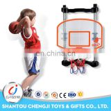 Wholesale kids sports toys mini portable basketball hoop outdoor