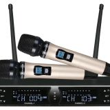 UHF wireless microphone