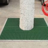 For Waste Water Treatment Plant Fiberglass Stair Treads Plastic Walkway Panels