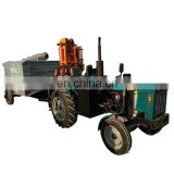 Air DTH water well bore hole drilling rig for sale tractor air compressor water well drilling rig/machine