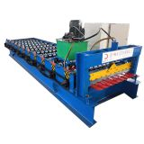 Color Sheet Trapezoidal Cold Roll Forming Machine