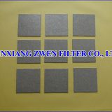 Titanium Sintered Powder Filter Sheet