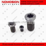 Cutting tool accessories screw