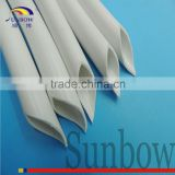 With ISO 9001:2008 Standard UL Soft Flame Retardant White Small Plastic Tube for Electrical Wire