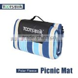 Camping Polyester Fleece Picnic Outdoor mat                                                                         Quality Choice