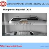 Car accessories front and rear bumper for Hyundai IX35