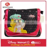 Pretty Girls Printing Messenger Bag Design Side Bags for Girls for Kids with Wide Straps