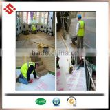 2014 hollow pp heavy duty floor protection board