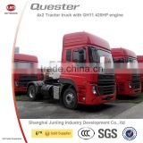 INquiry about Nissan UD quester 40ton 4x2 tractor truck (prime mover) for sale (Volvo group)