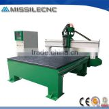 High Quality Aluminum Cutting CNC Router Machine with Italy HSD 9KW Spindle