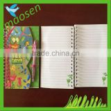 excellent cheap bulk factory direct promotional school stationary spiral notebooks