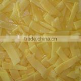 Cheap canned food Fresh canned bamboo shoot slice
