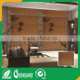 Bamboo Roll-up Blinds & Roman Shade bamboo chick blinds