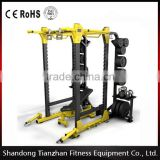 Gym Equipment Weight Lifting/Hammer Strength HD TZ-6073 Power Rack/China TZFITNESS                                                                         Quality Choice