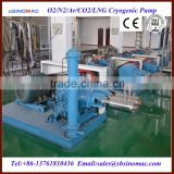 Liquid CO2 Cryogenic Filling Transfer Pump Equipmen