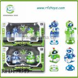 Rc robot toys infrared battle robot radio control fighting robot