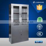 Stainless steel medical cabinet, metal cabinet