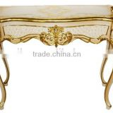 hotel furniture Antique reproduction solid wood furniture french furniture side table console table