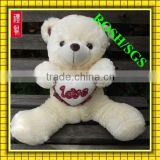 2012 Beautiful Teddy Voice Recording Plush Toys