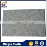 China factory waterproof wallpaper PVC ceiling panel board 400mm                                                                                                         Supplier's Choice