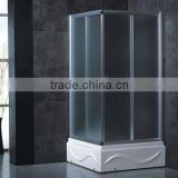 West Style G355 shower enclosure /bathroom enclosed shower cubicles with tray