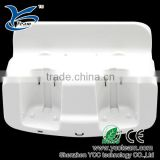 Good quality charging dock for wii,for wii u gamepad charger station,dual charger station for wii
