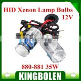 Automobile Headlight Xenon HID Conversion Kit 12V DC 35W 880 881 4300K-12000K Car Hid Xenon Kit hid Blub Lamp