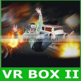"VR BOX Virtual Reality Glasses 3d Movies Games for 4.5"" - 6.0"" Smart Phone Professional VR Glasses+Bluetooth Wireless Control"