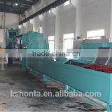 JiangSu Kunshan HONTA Factory aluminium wire drawing welding machine line aluminum proessing machinery