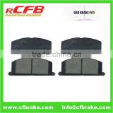 Car Brake Pad for Toyota 113K Camry,Vista,Carina,Celica,Corolla,Mr 2,Paseo,Starlet,Tercel