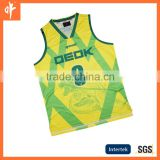 athletics basketball vest,sublimation basketball vest and shorts,fashion relax uniform sublimation basketball