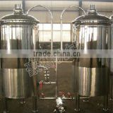 Stainless steel Beer machine & washing CIP system