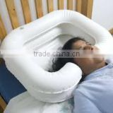 Disability aids home care pvc Inflatable medical wash basin for bed using                                                                         Quality Choice