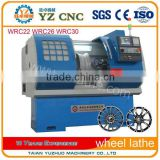 High Tensile Strength Pp Woven Geotextiles Alloy wheel repair CNC Lathe