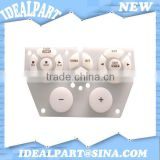 Cheap custom Conductive Silicone push buttons                                                                         Quality Choice