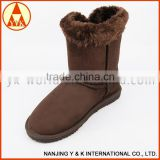 Good quality professional ball peen snow boot for kids